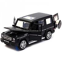 Іграшка машина Автопром Мерседес Бенц (Mercedes-Benz) Гелендваген (Гелик) (3201G), фото 7