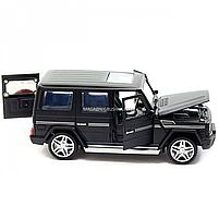 Іграшка машина Автопром Мерседес Бенц (Mercedes-Benz) Гелендваген (Гелик) (3201G), фото 8