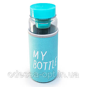 CUP Бутылка My Bottle Fruits CUP Бутылка с чехлом SL 480