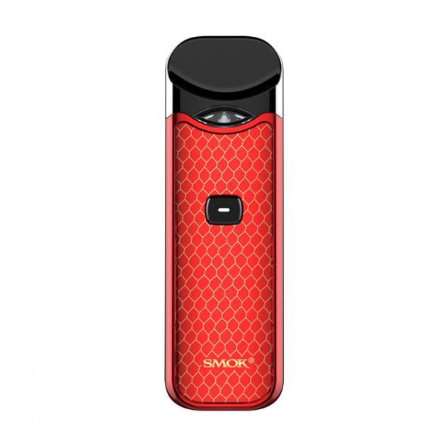 Электронная сигарета Smok Nord Kit 1100 mAh Grape Red Стартовый комплект Смок Норд Кит