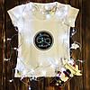 Жіноча футболка з принтом - Рак XS