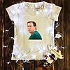 Жіноча футболка з принтом - Костя Воронін XS