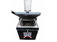 Крематор с системой очистки газов УТ100 (утилизатор)