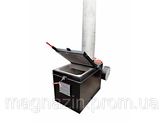 Крематор с системой очистки газов УТ100 (утилизатор), фото 2