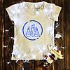 Женская футболка  с принтом - Химия