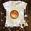 Жіноча футболка з принтом - Венера XS