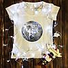Женская футболка  с принтом - Церера