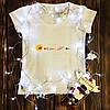 Женская футболка  с принтом - Солнечная система