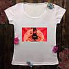 Жіноча футболка з принтом - Настя Каменських XS