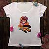 Женская футболка  с принтом - Big Baby Tape