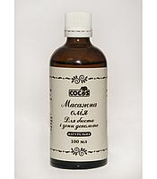Массажное масло для бюста и зоны декольте Cocos 100 мл 6915, КОД: 1701898