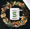 Чашка с принтом - South Side Seprents