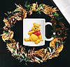 Чашка с принтом - Винни Пух