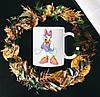 Чашка с принтом - Дейзи Дисней