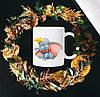 Чашка с принтом - Дамбо