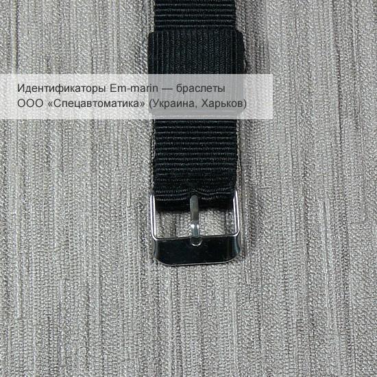 RFID-браслеты EM-Marine — идентификация посетителей в пропускных системах (системах платного доступа)
