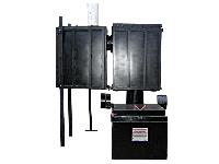 Утилизатор (крематор) с системой очистки газов УТ200. Сжигатель UT200