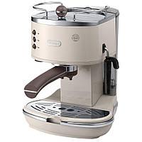 Ріжкова кавоварка еспресо Delonghi Icona Vintage ECOV 311.BG