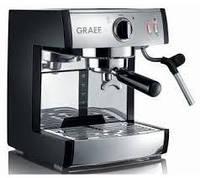 Ріжкова кавоварка еспресо GRAEF ES 702 Pivalla