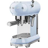 Ріжкова кавоварка еспресо SMEG ECF01PBEU