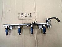 Рейка - рампа топливная VW Passat B5 1.8 AWT  06B 133 681, 06B133681