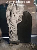 Памятники в виде ангела. Памятники на могилу с ангелом