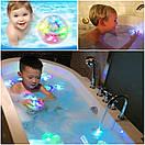 Светящаяся игрушка для купания в ванной  PARTY IN THE TUB, фото 3