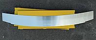 Накладка на бампер с загибом Ford Kuga II 2013-