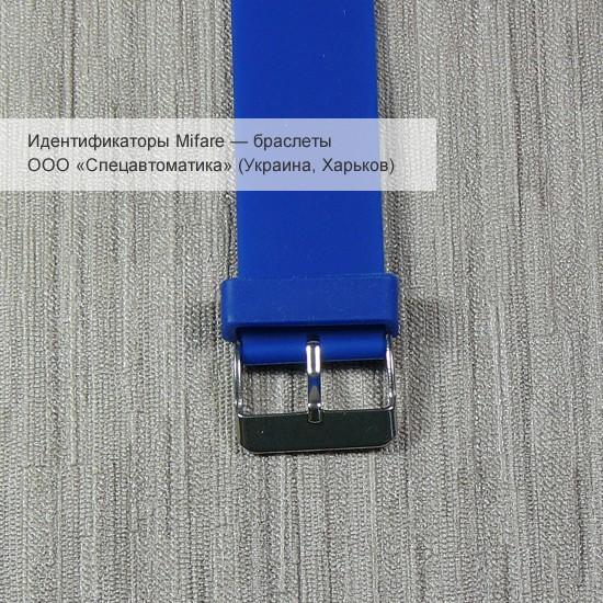Смарт-браслет Mifare 1К 13.56 МГц для шкафчиков в раздевалках (электронных замков)