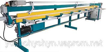 Пресс гидравлический для сращивания по длине LP-6102 NASTO (Насто) с автоподатчиком