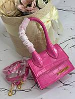Стильная кожаная сумочка (сумка ) Jacquemus