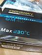 Выпрямитель, плойка, утюжок для выпрямления волос GЕEMI GM-407/ 130°_230°, фото 7