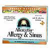 Растительный комплекс от аллергии (Allercetin) 48 таблеток для рассасывания