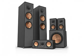 Комплект акустики Klipsch R-820F 5.1