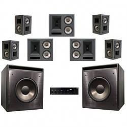 Комплект акустики Klipsch THX ultra 2 7.2