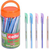 Ручка масляная Cello 978 синяя
