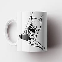 Кружка с принтом Batman. Чашка с принтом Бетмен. Чашка с фото, фото 1
