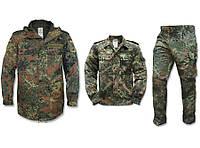 Комплект камуфлированной одежды для мужчин флектарн ( оригинал)