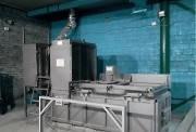 Утилизатор УТ1500. Сжигатель - крематор Украина.