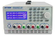 Лабораторный источник питания Atten PPS3205T-3S (входное напряжение: AC 220V±10%, 50 Гц)