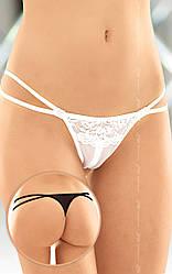 Женские стринги - String 2304, белые