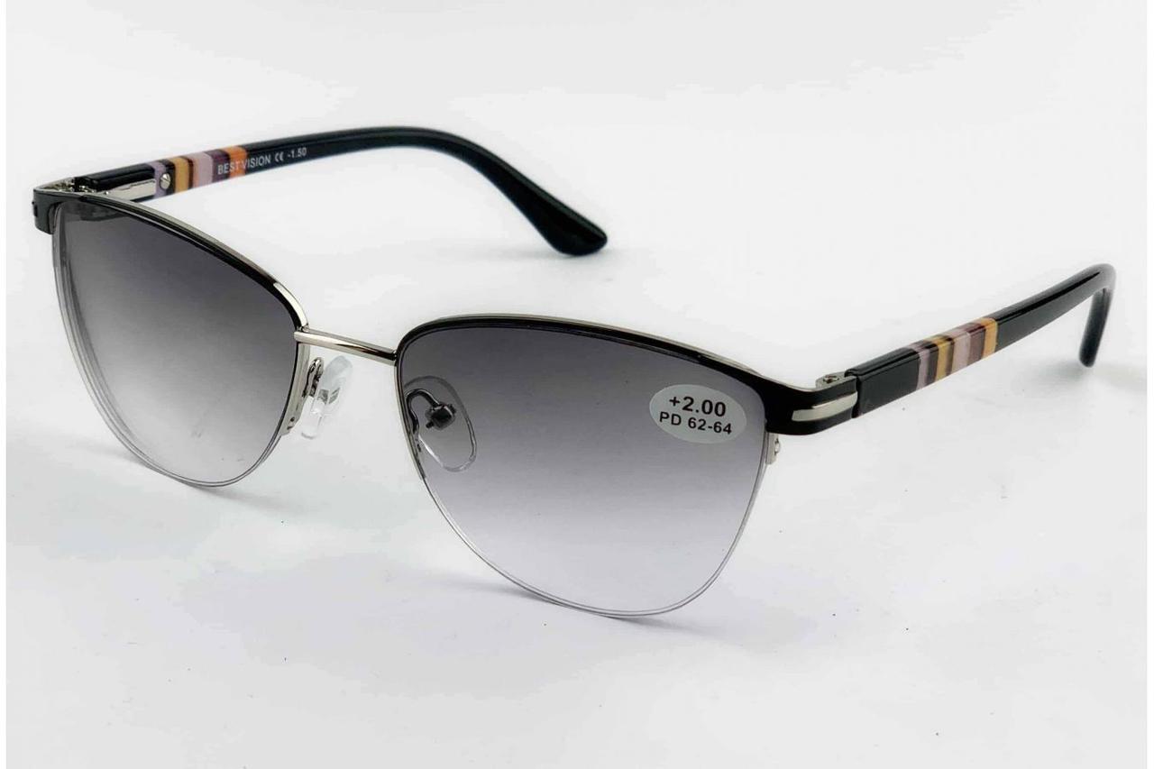 Готові окуляри з лінзами (-3.0)