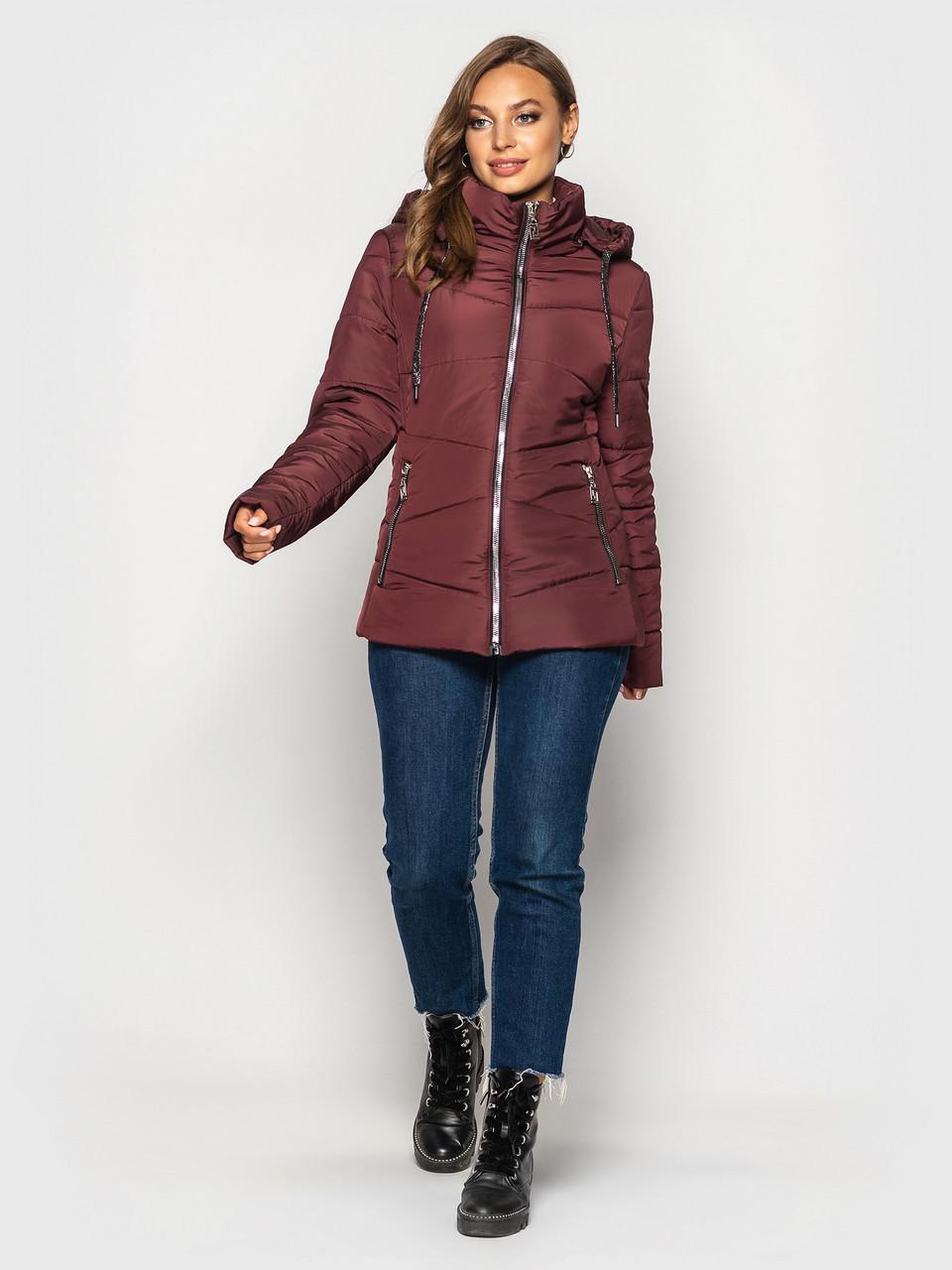 Демисезонная женская куртка с 44 по 64 размер