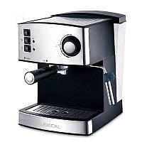 Кофемашина с капучинатором Lexical LEM-0602 850W (2_009432)