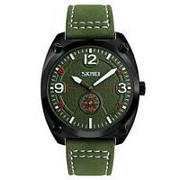 Оригинальные наручные часы Skmei 9155 Green-Black | Оригинал Скмей, Гарантия 1 год!