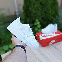 Мужские кроссовки Nike Air Force 1 ' 82 (белые) 10235