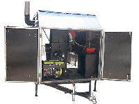 Мобильный утилизатор УТ300 (крематор)
