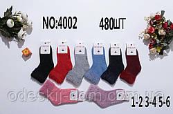 Детские шерстяные носки с опушкой тм SYLTAN (1-6 лет)