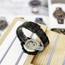 Оригинальные наручные часы Forsining 8130 Black-Silver | Оригинал Форсининг, Гарантия 1 год!, фото 3