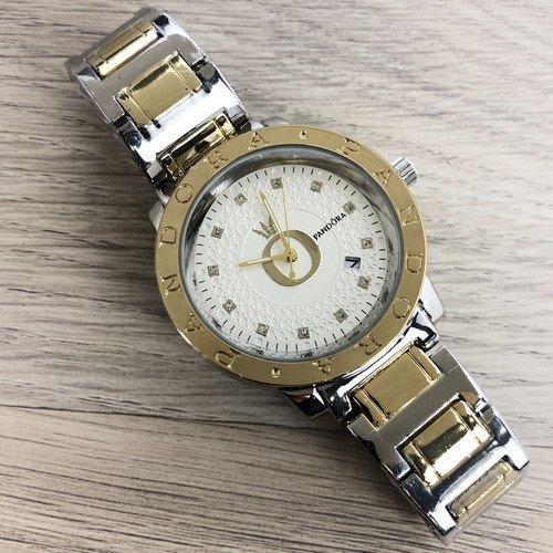 Наручные часы Pandora 6301 Creative Silver-Gold-White